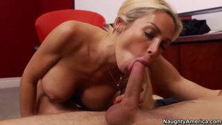 Danny Wylde tries to use his dick for passing exams with great blonde teacher Evita Pozzi Preview Image