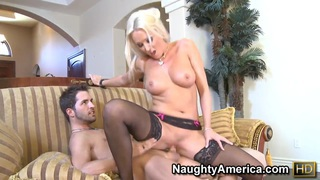 Milf Diana Doll rides on Kris_Slater Preview Image