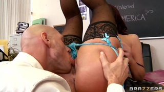 Hot milf teacher gets fucked by a student Preview Image