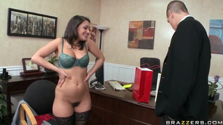 Charley Chase signs the_fucking agreement with Bruce Venture Preview Image