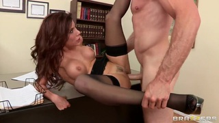 Sexy Aleksa Nicole is_fucking at work Preview Image