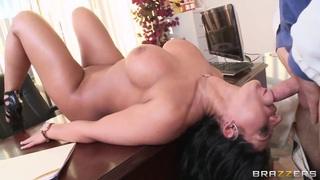 Busty babe Bella Reese gets boned by a doctor Preview Image