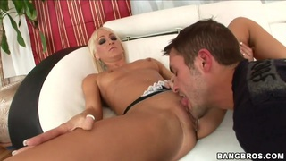 Rachel Luv has some doubts about her_new BF's dick Preview Image