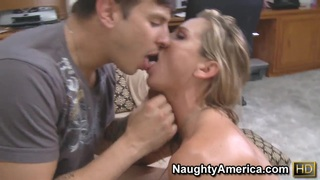 Amanda Blow and_Anthony Rosano in_hardcore scene Preview Image