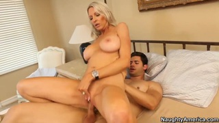 Blondie Emma Starr bangs with Giovanni Francesco Preview Image