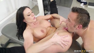 Keiran Lee fucks flexible milf Kendra Lust Preview Image