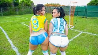 Booty Meat on the field Preview Image
