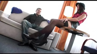 Hot Footjob Foot Sex Preview Image