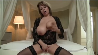 Blonde BBW-Milf with Huge-Boobs in hot_Fucking Preview Image
