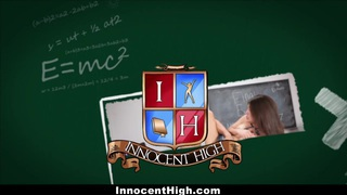 InnocentHigh - Busty Teachers Assistant Gets Pounded Preview Image