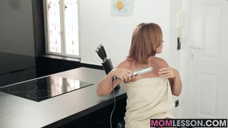 Silvia showed Nataly how to deliver an unforgettable blowjob Preview Image