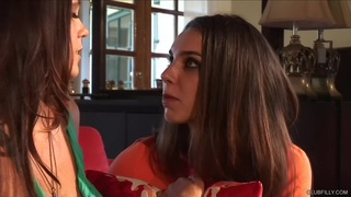 Alison Tyler and Tiffany Tyler Drink Each Other_Up Preview Image