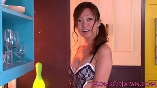 Busty japanese sexy-mother in uniformed pussyfucked Preview Image