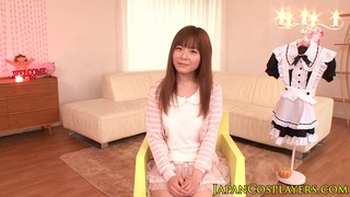 Japanese lolita maid fucked and facialized Preview Image