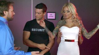 Britney Shannon seduces the bouncers to let her inside the club Preview Image