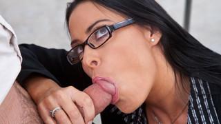 Vanilla DeVille & Dane Cross in My First Sex Teacher Preview Image