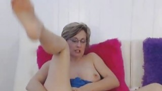Big Tit MILF in Lingerie Preview Image