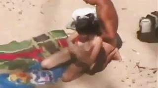 Couple Watched Fucking At The Beach Preview Image