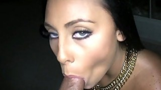 Shaved pussy hole receives nailed by thick dick Preview Image