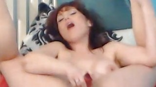 Horny_Busty_Chick_Plays_with_Huge_Dildo Preview Image