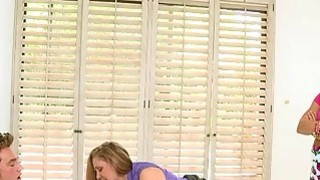 Carter Cruise and Her MILF Stepmum Preview Image