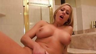 Huge boobs Olivia Austin bathroom fuck Preview Image
