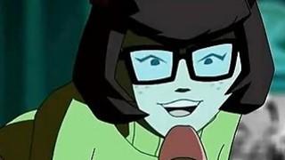ScoobyDoo Porn  Velma wants a fuckathon Preview Image