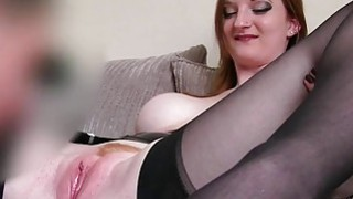 Fake big tits redhead has hardcore casting Preview Image