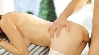 Babes oralsex drives stud to pound her harder Preview Image
