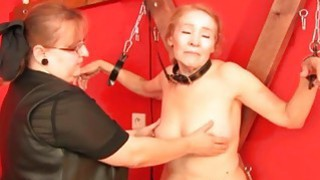 OldNanny Granny like BDSM practices and fucked har Preview Image