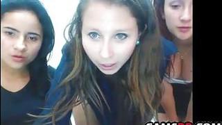 Grupo De Novinhas Mostrando A Buceta_Na Webcam Preview Image