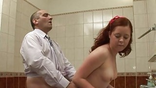 Beauty pleasures her old slaver zealously Preview Image