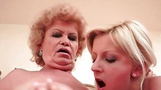 Hot Teens and Chubby Grandmas Lesbian_Compilation Preview Image