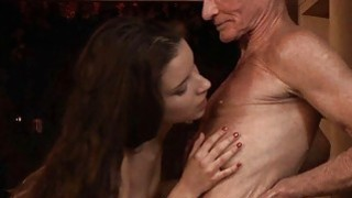Shameless young girl_fucking married old man Preview Image