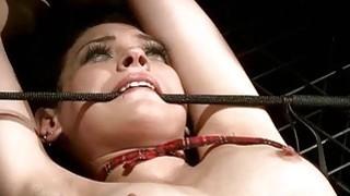 Master punishing his two slavegirls Preview Image