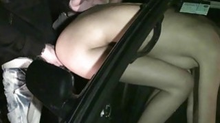 Cute girl Kitty Jane PUBLIC sex gangbang blowjobs with_random strangers with big dicks Preview Image