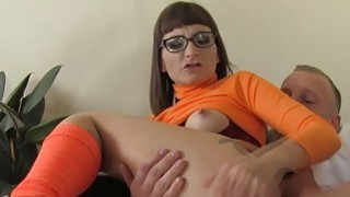 COSPLAY BABES Horny Wet Velma goes wild Preview Image