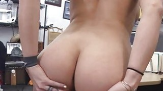 Sweet busty babe sucking huge cock Preview Image