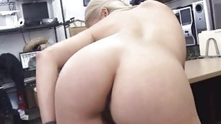 Sweet sexy blonde babe getting fucked up Preview Image