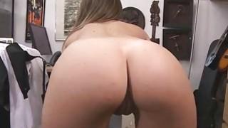 Sweet juicy dealer having her wet pussy get fucked Preview Image