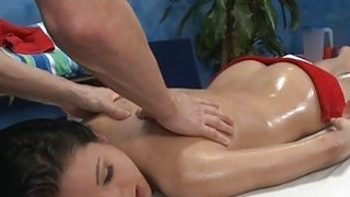 Getting a fleshly massage turns on babes needs Preview Image