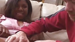 Young Black Slut Wife Trained To Fuck Like a Whore! Preview Image