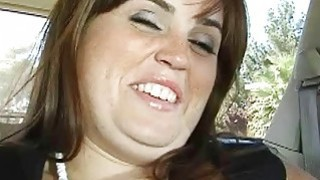 Bbw Gets In Car Opens Her Pussy For Dick Part 1 Preview Image