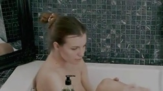 sweet portuguese masturbation in the bathroom Preview Image