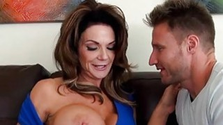 Our pleasant milf adores fucking around with boys Preview Image