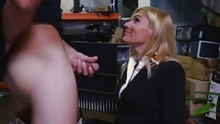 Hot MILF agreed to have sex for money Preview Image