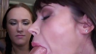 Eva Karera and Holly Hudson horny threesome session Preview Image