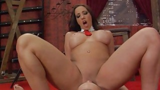 Busty Babe Riding Face & Giving Handjob Preview Image