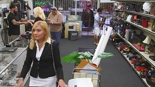 Hot MILF Gets_Fucked In The Pawnshop Preview Image