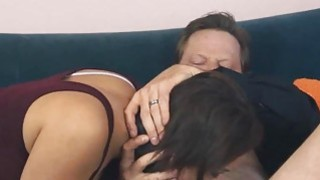 Blair got a throat fuck before she got her pussy fucked Preview Image